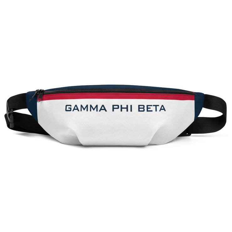 Gamma Phi Beta TOMMY Fanny Pack