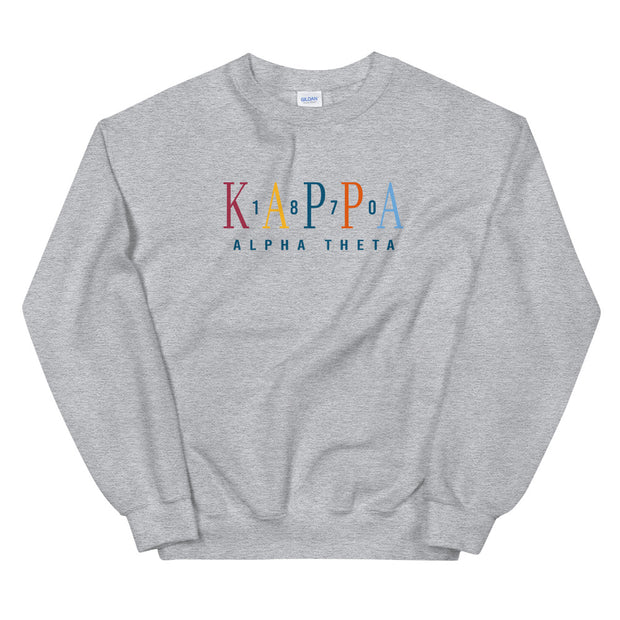 Tommy Sweatshirt / Grey