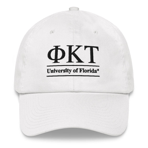 University of Florida - Phi Kappa Tau - Chapter House Hat