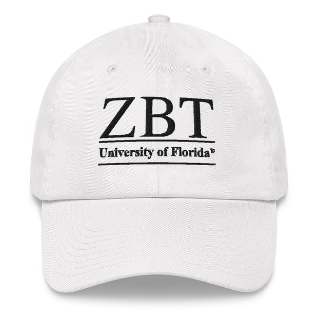 University of Florida - Zeta Beta Tau - Chapter House Hat