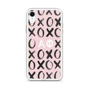 Alpha Phi Phone Case - XOXO