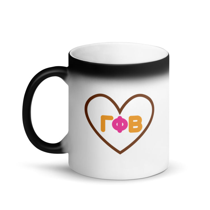 Gamma Phi Beta Magic Coffee Mug - Coffee Enthusiast