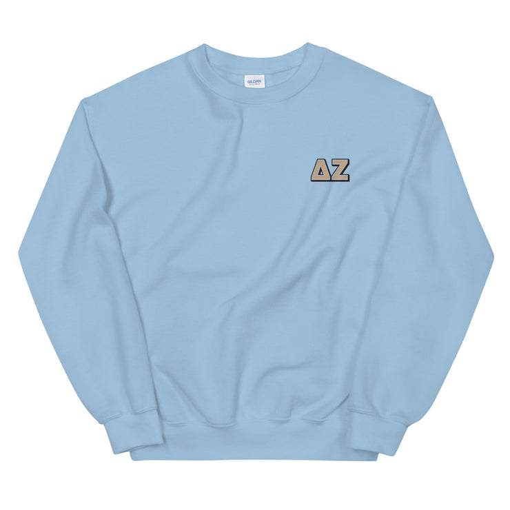 University of Florida - Delta Zeta - Chapter House Sweatshirt