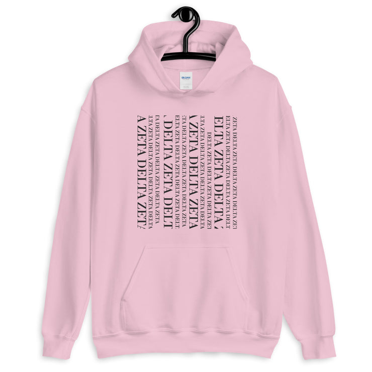 Fashion Headline Chapter Hoodie