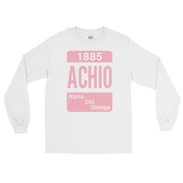 Basic Chapter Long Sleeve Tee