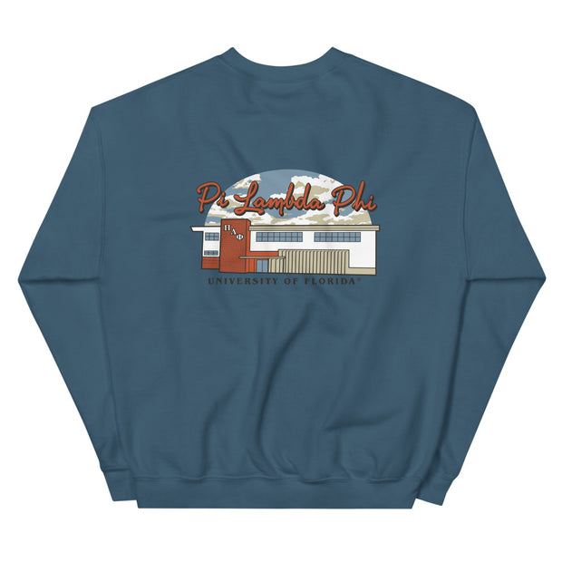University of Florida - Pi Lambda Phi - Chapter House Sweatshirt
