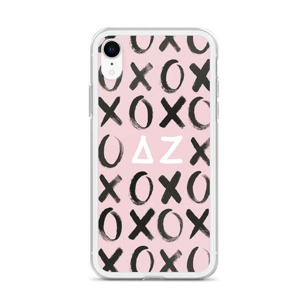 Delta Zeta Phone Case - XOXO