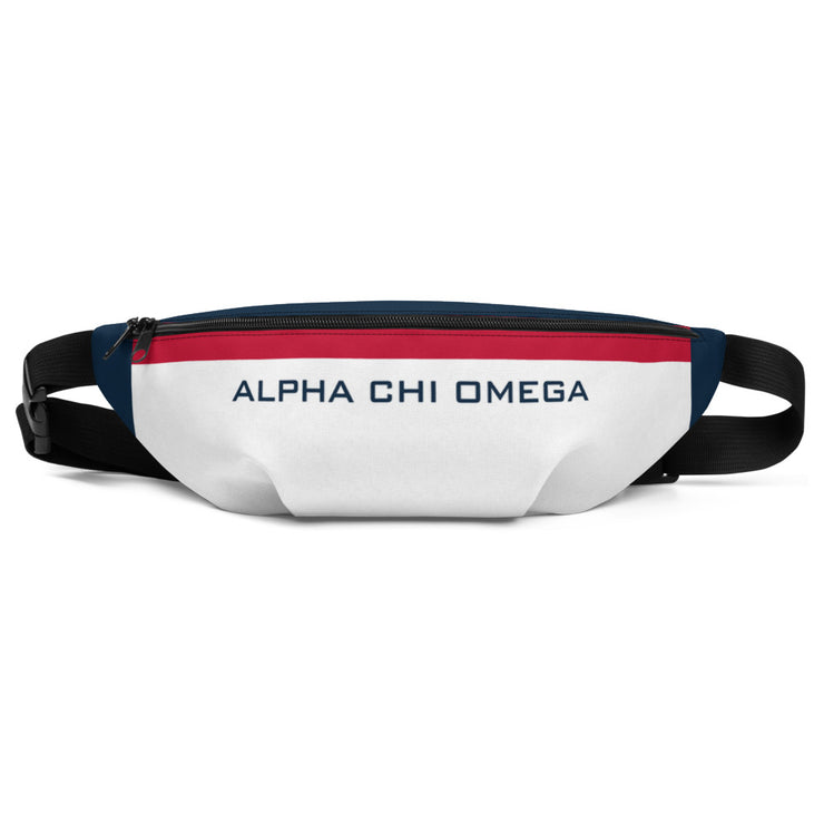 Alpha Chi Omega TOMMY Fanny Pack
