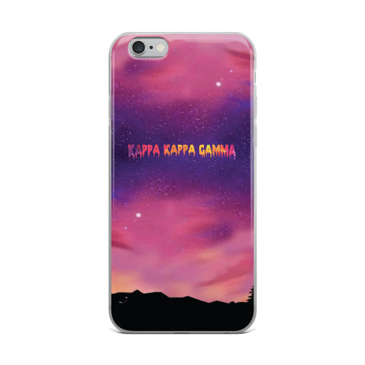 Kappa Kappa Gamma CHANCE iPhone Case