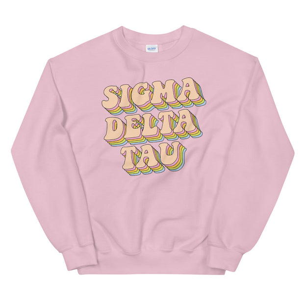 Groovy Chapter Sweatshirt