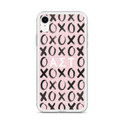 Alpha Sigma Tau Phone Case - XOXO
