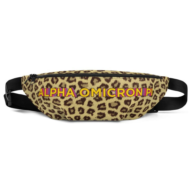 The Leopard Fanny Pack