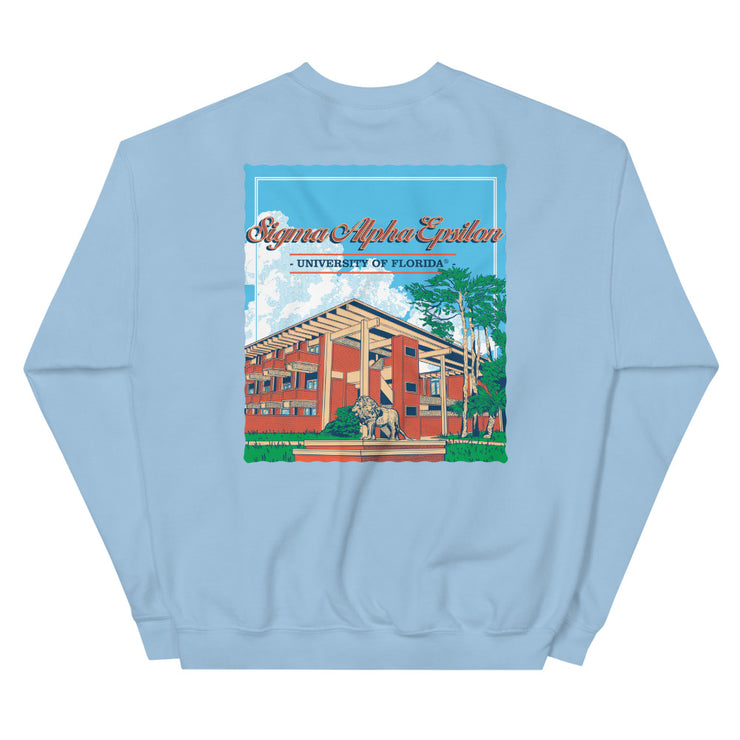 University of Florida - Sigma Alpha Epsilon - Chapter House Sweatshirt