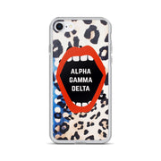Alpha Gamma Delta Phone Case - Lost in the Pattern