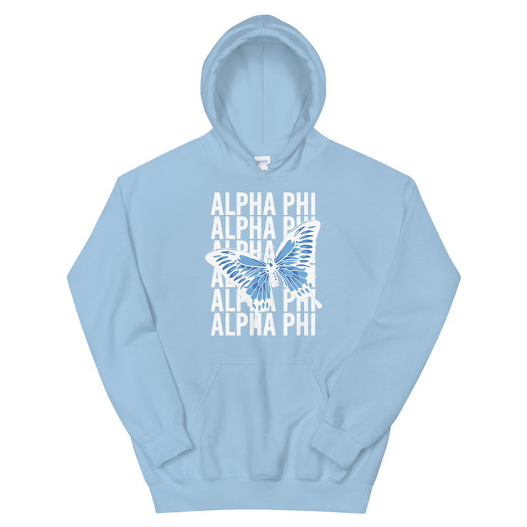 Butterfly Chapter Hoodie