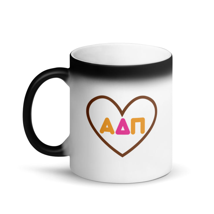 Alpha Delta Pi Magic Coffee Mug - Coffee Enthusiast