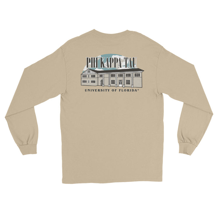 University of Florida - Phi Kappa Tau - Chapter House Long Sleeve