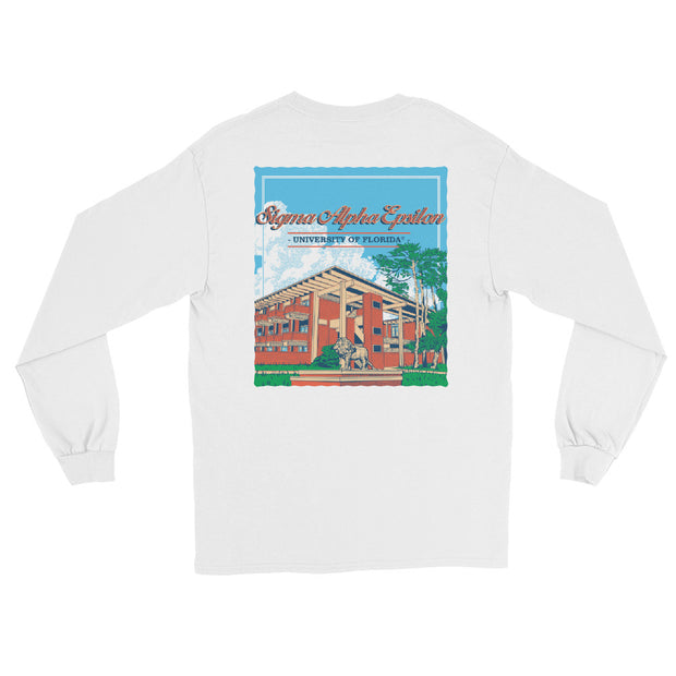 University of Florida - Sigma Alpha Epsilon - Chapter House Long Sleeve