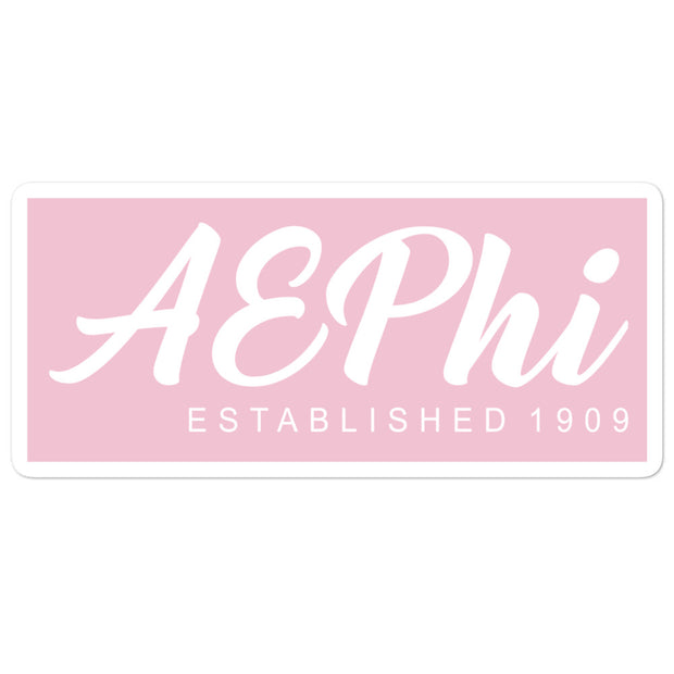 Alpha Epsilon Phi stickers
