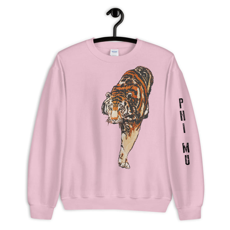 Tiger Chapter Crewneck