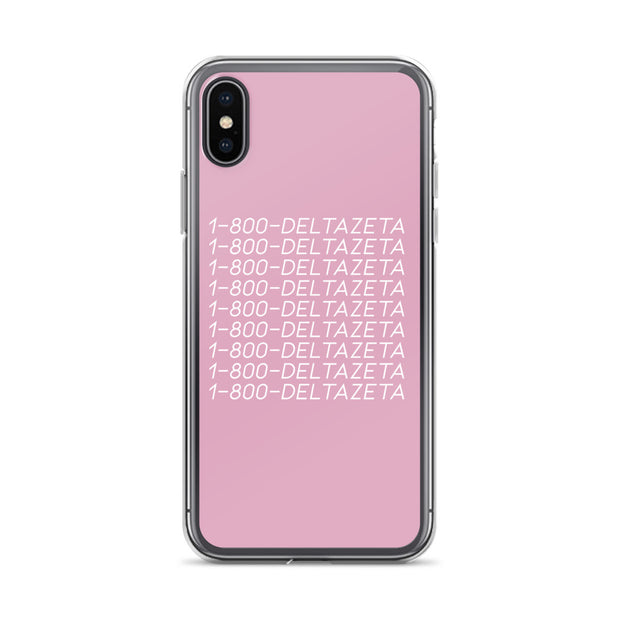 Delta Zeta Phone Case - Hotline Bling