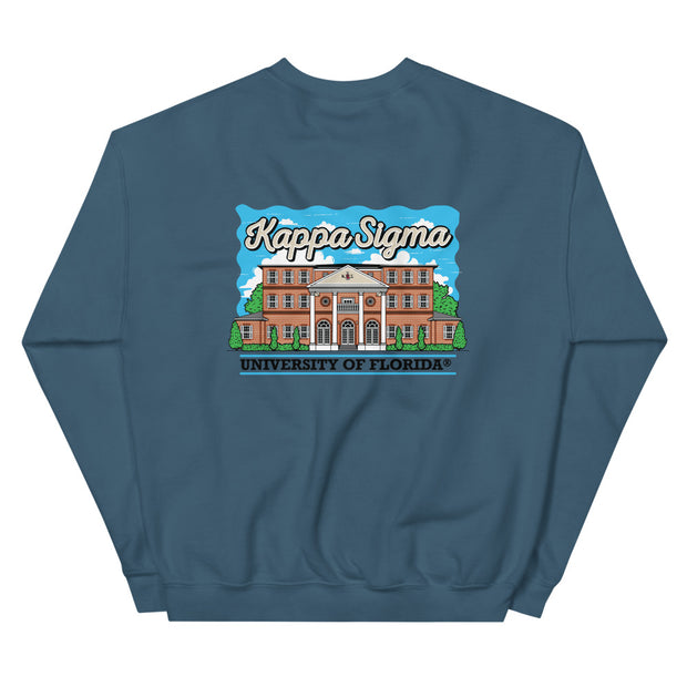 University of Florida - Kappa Sigma - Chapter House Sweatshirt