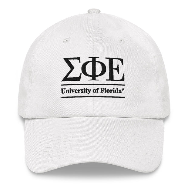 University of Florida - Sigma Phi Epsilon - Chapter House Hat