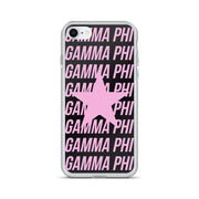 Gamma Phi Beta Phone Case - Center of Attention Star