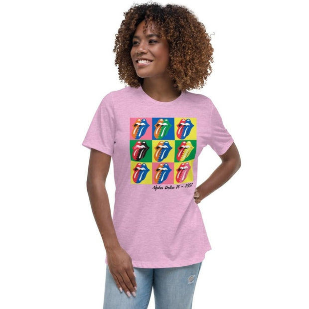 Neon Graphic Band Tee