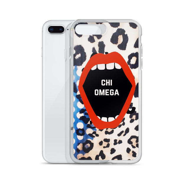 Chi Omega Phone Case - Lost in the Pattern