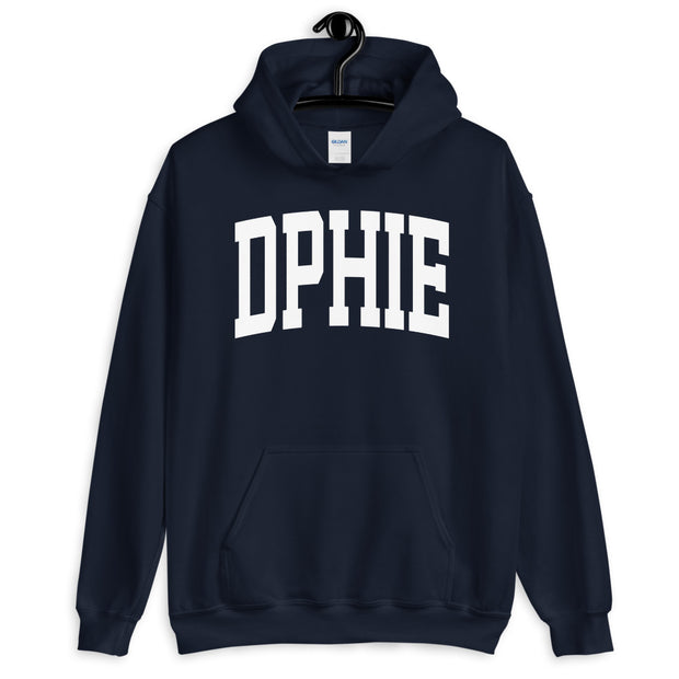 Collegiate Chapter Hoodie - Navy