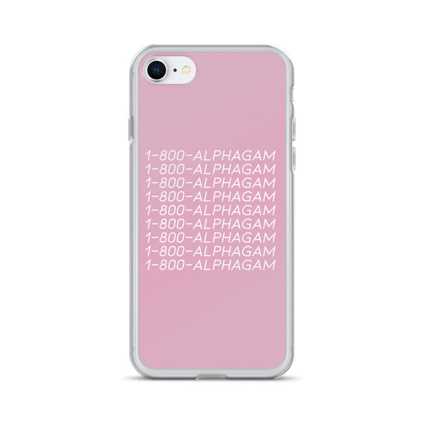 Alpha Gamma Delta Phone Case - Hotline Bling