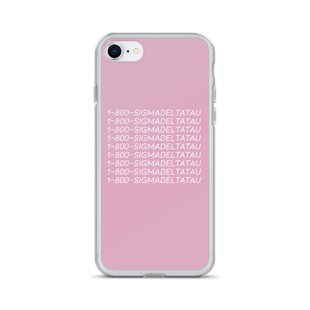 Sigma Delta Tau Phone Case - Hotline Bling