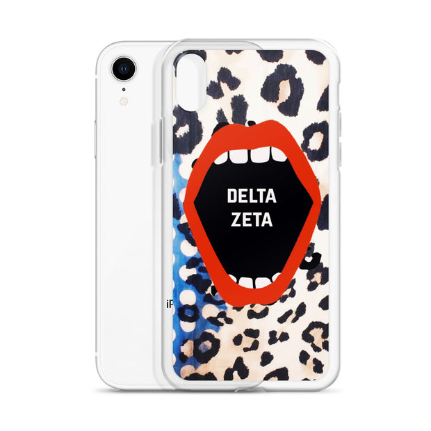 Delta Zeta Phone Case - Lost in the Pattern