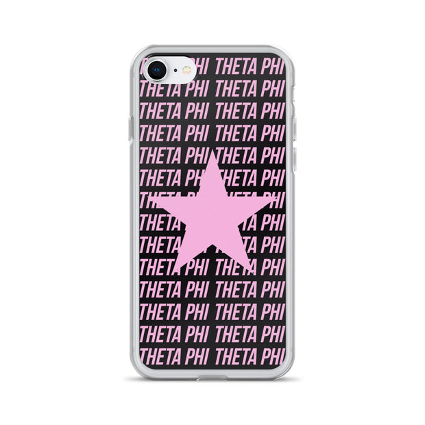 Theta Phi Alpha Phone Case - Center of Attention Star