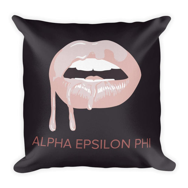 Paint Drip Pillow