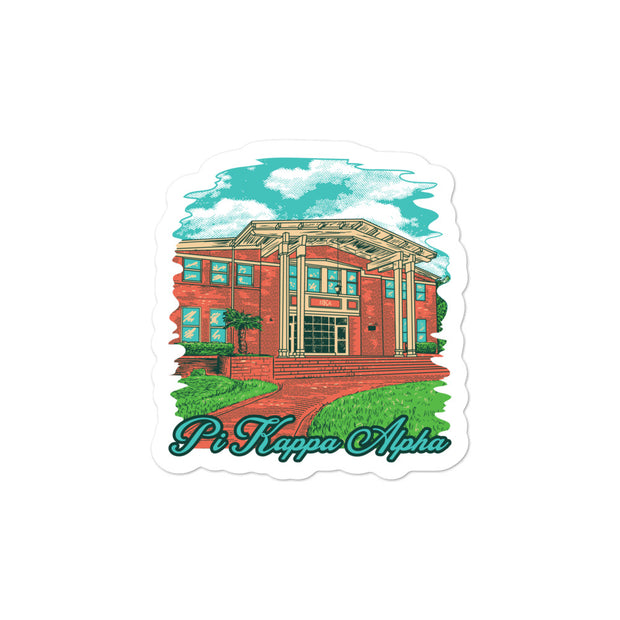 University of Florida - Pi Kappa Alpha - Chapter House Sticker