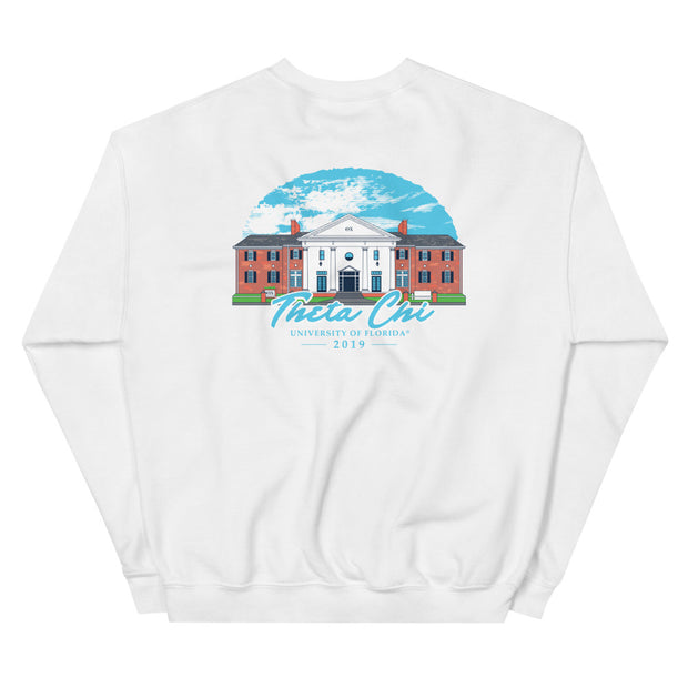 University of Florida - Theta Chi - Chapter House Sweatshirt