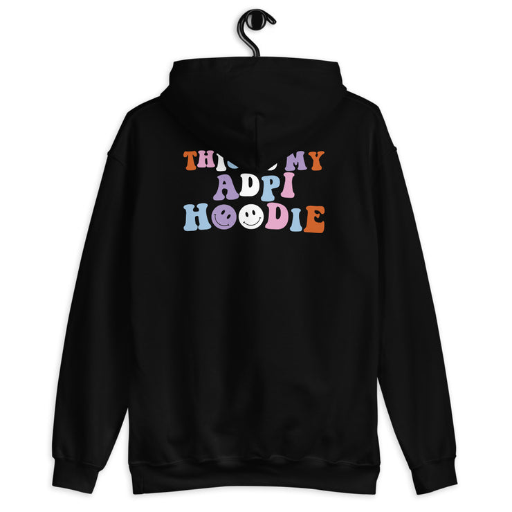 This is my Chapter Hoodie