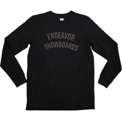 Endeavor Arc Logo Long Sleeve