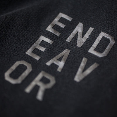 Endeavor Stacked Logo Long Sleeve