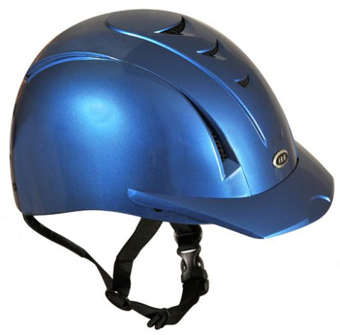 Small/Medium This helmet is contoured to your head allowing ear and neck comfort