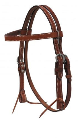 #13591: Showman ® MINI/ SMALL PONY headstall with reins