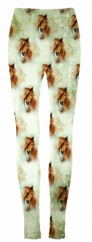 """Preppy Horse"" leggings"