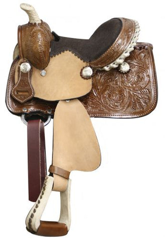 Double T Pony / Youth Saddle