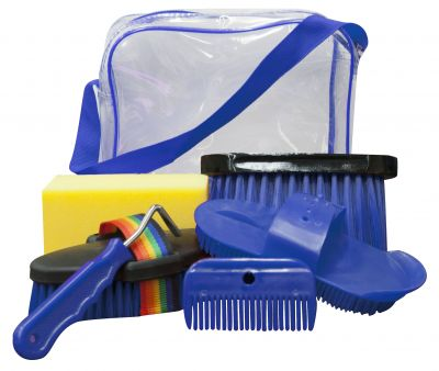 Blue Showman ® Grooming kit