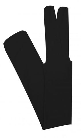 Black Showman ® Slip on tail bag