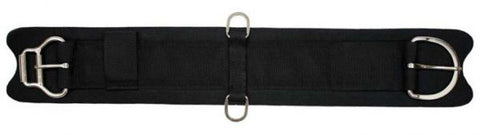 "34"" Showman felt girth with neoprene center"