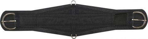28 inch Showman ® felt girth with neoprene center