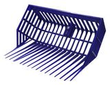 Blue Replacement heavy basket stall fork head